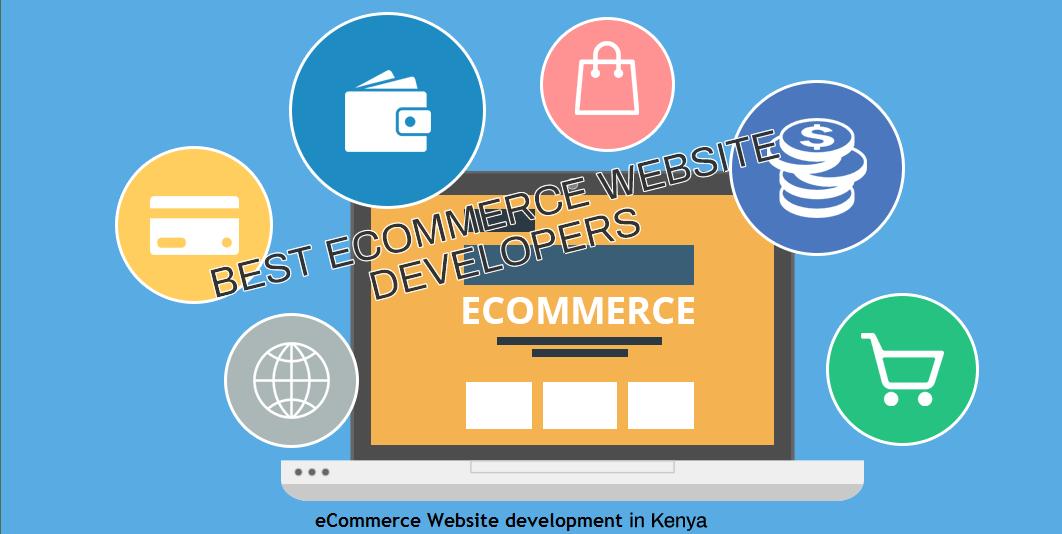 Best eCommerce Website Developers in Kenya